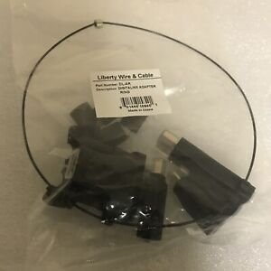DL-AR Digitalinx Liberty Universal HDMI Adapter Ring Assembly w/ 5 Adapters