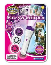 *New* Brainstorm Learning Toys Fairy and Unicorn Torch and Projector FREE P&P UK