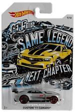 2018 Hot Wheels 50TH Anniversary Camaro #7 Custom '11 Camaro
