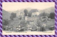 CPA 63 - CHATEDON - Le Château