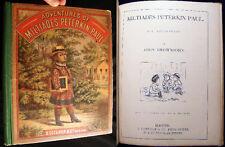 1877 MILTIADES PETERKIN PAUL HOPKINS ILLUSTRATED 1st EDITION 19TH C. CHILDRENS