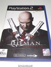 Hitman Contracts PS2 PAL *Complete*
