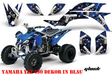 Amr racing decoración Graphic kit ATV yamaha yfz 450 04-14 yfz450r 09-16 glock Guns B