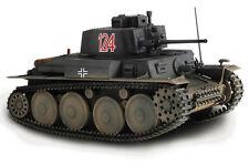 Forces of Valor German Panzer 38 T front oriental modèle 1941 1/72 Réservoir 85069