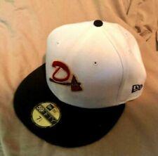 Danville Braves New Era 5950 Alternate Cap Hat NWT 7 1/8