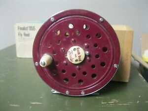 VINTAGE GLADDING SOUTH BEND FINALIST 1155 FLY REEL - NEW OLD STOCK - WITH BOX