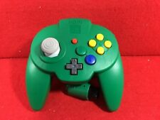 Used HORI Nintendo 64 Hori Pad Mini green N64 F/S Japan
