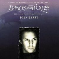 """JOHN BARRY """"DANCES WITH WOLVES"""" CD OST NEW"""