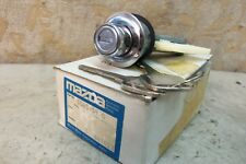 NOS GENUINE MAZDA CHROME CYLINDER LOCK ASSEMBLY 323 1300 VAN 1978-79 # 856575960