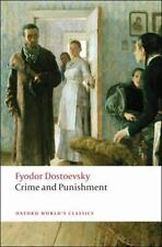Crime and Punishment [Oxford World's Classics]