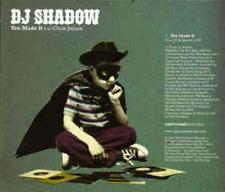 DJ Shadow: You Made It PROMO MUSIC AUDIO CD 1 track Universal Indie UNIR 21696