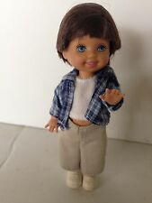 Pregnant Barbie Midge Son Ryan Dollhouse Toddler Neighborhood Baby Boy Doll