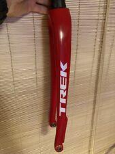 Émonda SLR full carbon, tapered carbon steerer, flat mount 200mm x 45mm rake