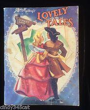 John Mystery's Lovely Tales 1938 Vintage Australian Children's Book Adventure