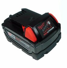 NEW Milwaukee 48-11-1828 M18™ REDLITHIUM™ XC Extended Capacity Battery