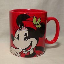 Disney Minnie Mouse Extra Large Ceramic Coffee or Soup Mug 36 oz