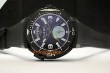 Clerc Hydroscaph GMT Power Reserve Chronometer GMT 2.1.5 New