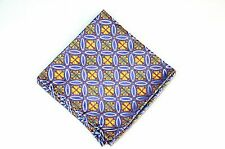 Lord R Colton Masterworks Pocket Square Salvador Amathyst Silk - $75 Retail New