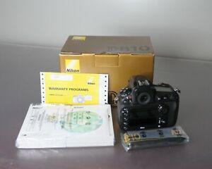 NIKON D810 36.3MP Digital Camera Body Excellent