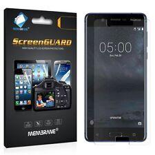 3 HD MATTE ANTI-GLARE Mobile Phone Membrane Screen Protectors For Nokia  5