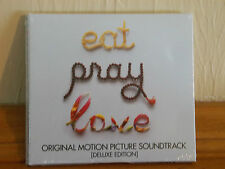 JULIA ROBERTS-Eat,Pray,Love-original motion picture Soundtrack 2 CD'S-DELUXE ED.