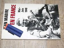 Mabire Waffen en France Mai Juin 1940