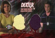 DEXTER Season 3 Double Wardrobe Costume Card D3-C27