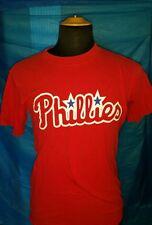 MLB Philadelphia Phillies Engle #20 TShirt Adult Small Majestic