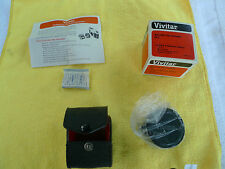 Vivitar -New Old Stock-Auto Tele Converter 2X3 For Nikon F Series-P/N 24-7247