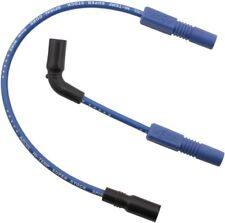 Accel 8mm Spark Plug Wire Set Blue #171112-B Harley Davidson 171112B