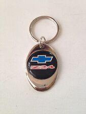 Chevrolet Z24 Keychain Chrome Metal Chevy Key Chain