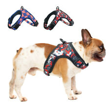 Pet Dog Harness No Pull Reflective Adjustable Adventure Dog Harness for Bulldog