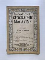 National Geographic Magazine - February 1916 - The Cradle Of Civilization