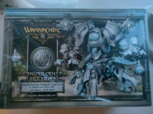 Warmachine Hordes Convergence Of Cyriss Prime Axiom Conflux Colossal Warjack