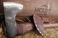 Premium Made Viking Axe Hand Forged Handmade Custom Best Carbon Steel