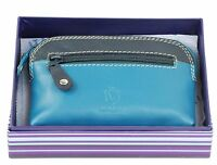 Ladies luxury soft  Italian leather coin purse