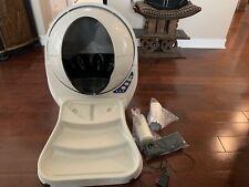 New listing Litter Robot 3 Open Air Self Cleaning Electronic Cat Litter Box Machine