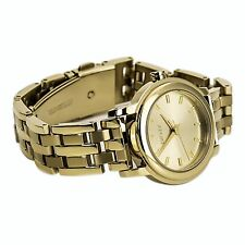 DKNY LADIES  LUXURY COLLECTION GOLD WATCH NY8489