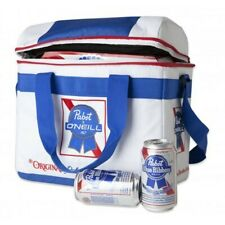 Rare! Awesome O'Neill x Pbr Pabst Blue Ribbon Collab Cooler Surf Beach Bag