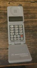 New listing Motorola Digital Personal Communicator Cell Phone Vintage Prop, Untested
