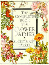 The Complete Book of Flower Fairies, Good, Cicely Mary Barker, Book