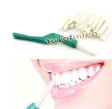 New 25 Pcs Eraser and Whiten Teeth Tooth Dental Peeling Stick