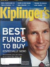 Kiplinger's Magazine May 2001 Best Funds To Buy Jeff Cardon