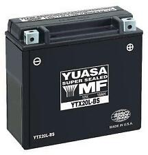 Yuasa Maintenance Free Battery  YTX14-BS