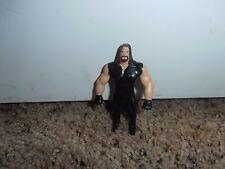 UNDERTAKER wwf MINI figure WRESTLING wrestler SHIP WORLDWIDE