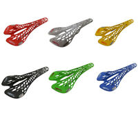 BMX MTB Mountain Road Bike Bicycle Cycling Seat Saddle Hollow Net Lightweight