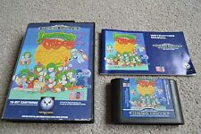 Lemmings 2 The Tribes - Sega Mega Drive Game