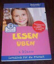 "Schülerhilfe "" Lesen üben"" 1 Klasse"