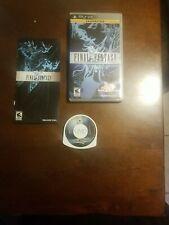 Final Fantasy (Sony Psp, 2007)
