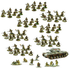 WLG402614002 Warlord Games Bolt Action: Soviet Army Winter Starter Army